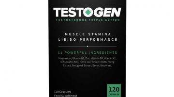 Testogen Reviews – Best Testosterone Booster? Does It Really Work?