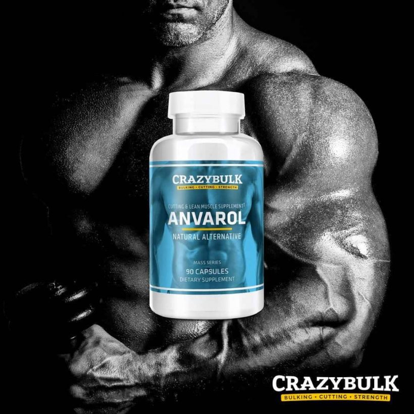 Anvarol - Legal Steroid Alternative To Anavar