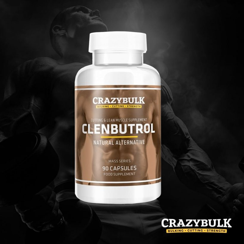 CrazyBulk Clenbutrol Anmeldelser og resultater – Den juridiske Steroid Alternative for Cutting