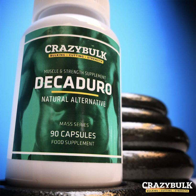 Decaduro - A Powerful Alternative to Deca Durobolin