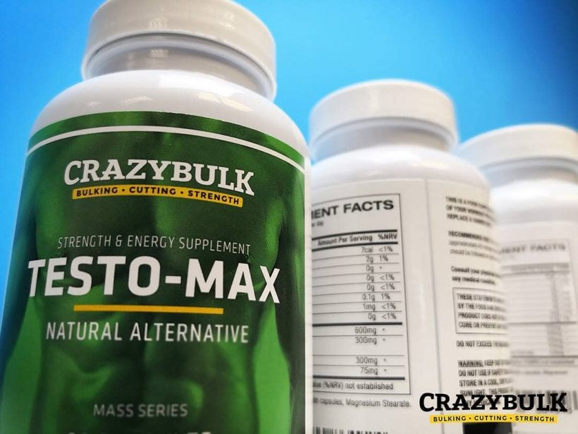 Testo Max - Alternative To Sustanon