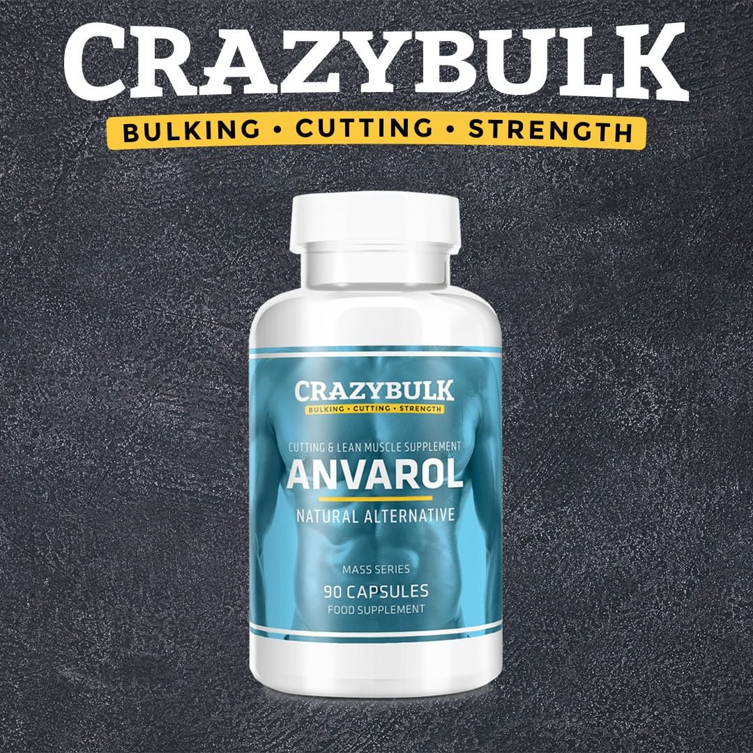 Crazy Bulk Anvarol Review and Results – Natural Substitute for Anabolic Anavar