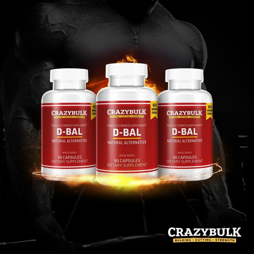 Crazy Bulk DBal Review and Results - Legal Steroid Alternative to Dianabol