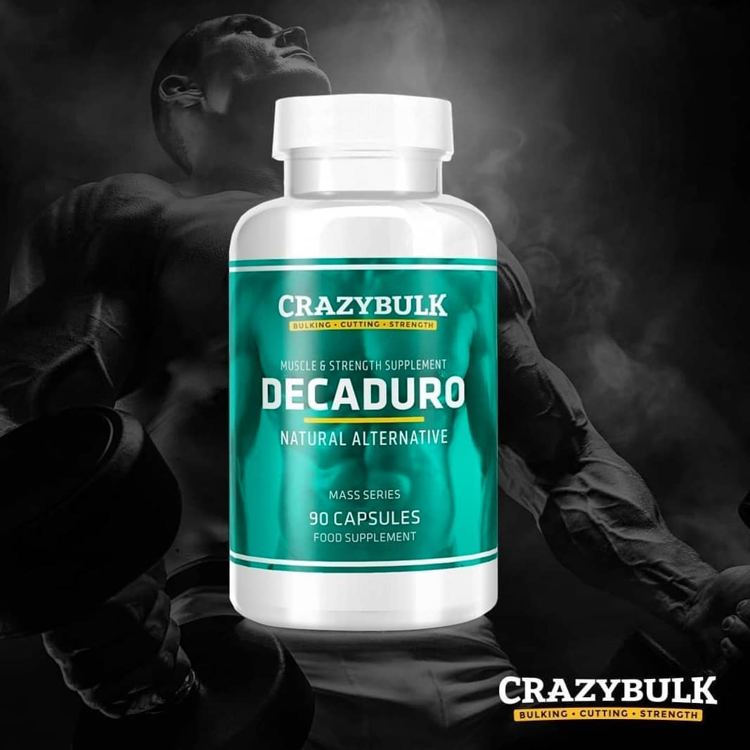 Crazy Bulk Decaduro Review and Results – The Legal Steroid Alternative for Bulking